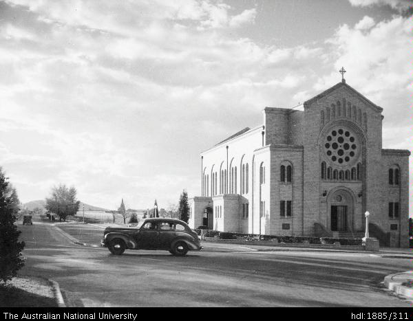 Collections, Canberra Album. Title: St. Christophers ...